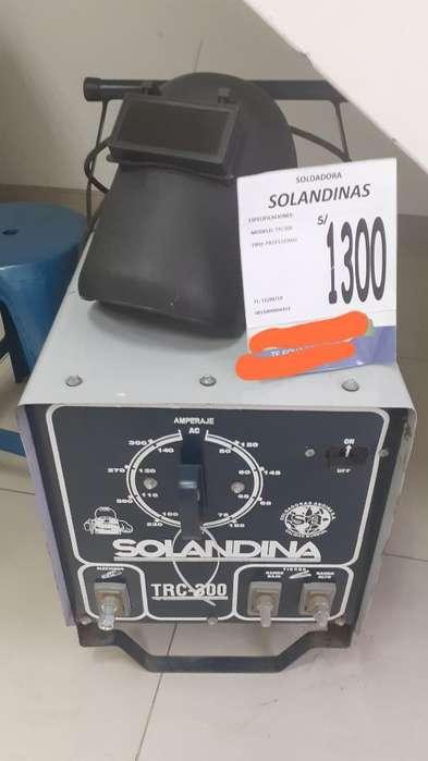 Soldadura Trc300