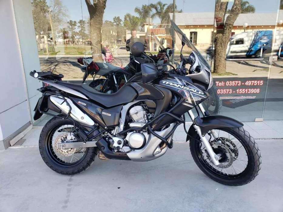 Honda Transalp 700cc - Oportunidad Usada - Masera Motos