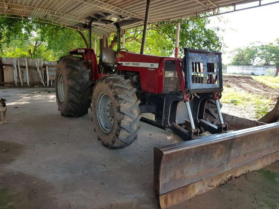 Maquina Tractor 2014