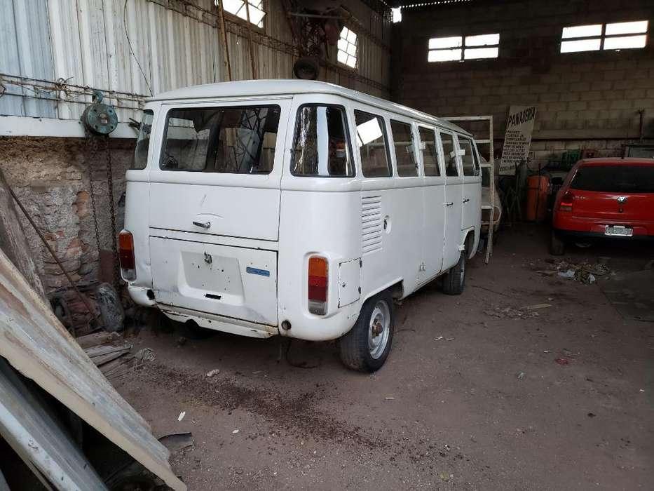 Volkswagen Kombi 1984 - 100 km