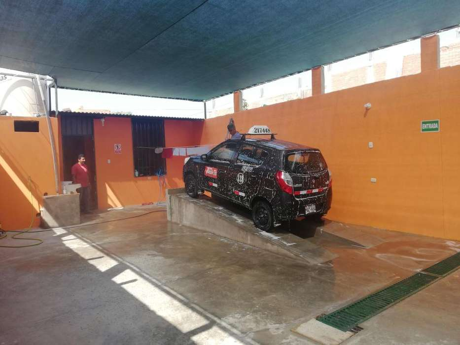 Local comercial 125m2 CAR WASH