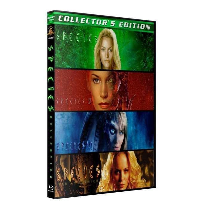 Species 1 2 3 4 Bluray Latino/ingles Subt Español