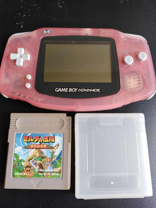 Se vende Game Boy Advance en perfecto estado