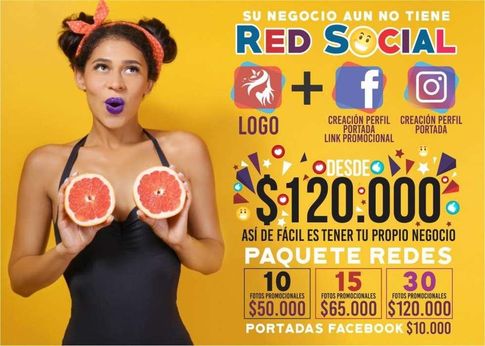 Redes Sociales, Publicidad, Diseño Gráfico, Freelance, Logos Publicitarios, Imagen Corporativa, Promociones.