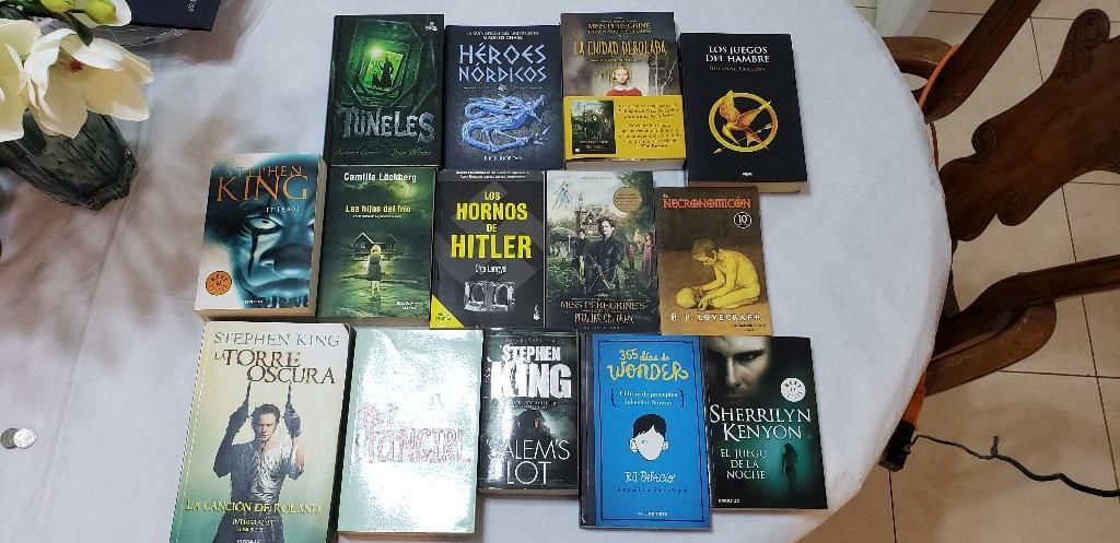 Vendo Libros en Perfecto Estado