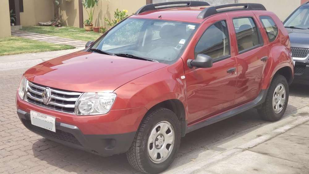 Renault Duster 2015 - 180000 km