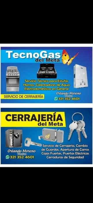 Reparación Estufas Calentadores de Agua