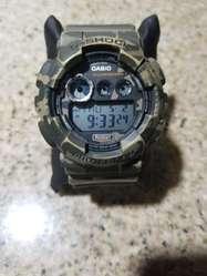 Vendo Cambio Reloj Casio Gshock