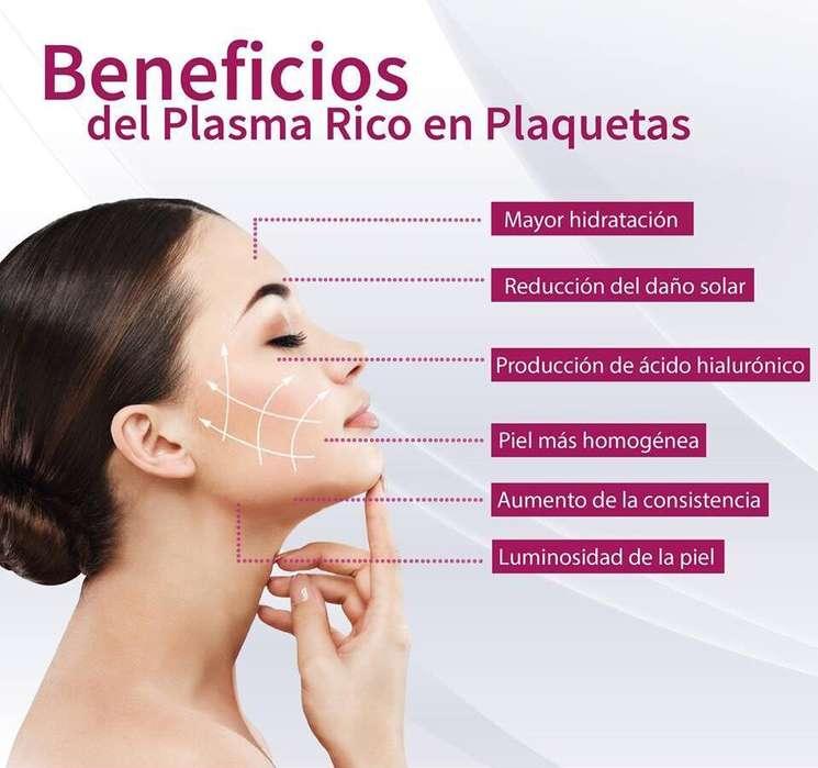 Plasma Rico en Plaquetas - PRP - Domicilio -PLASMA REJUVENECEDORA