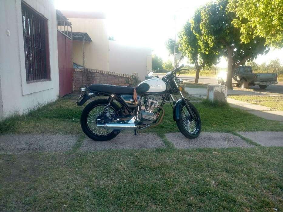 Vendo Moto Zanella Cecatto 150 Cc