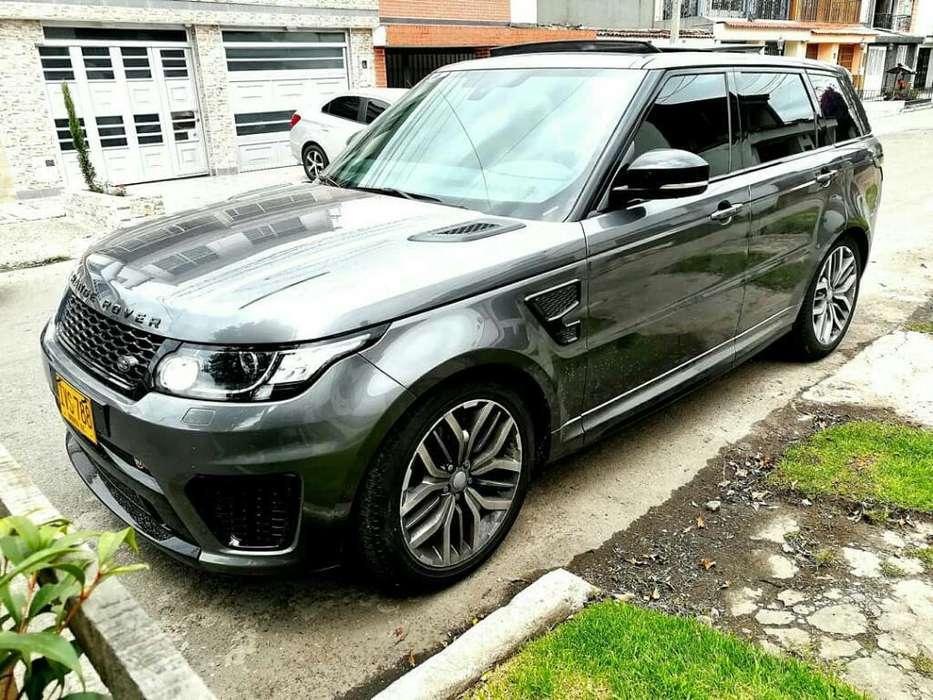Land Rover Range Rover 2016 - 12000 km