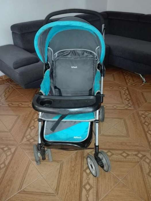 Coche Bebe Infantti