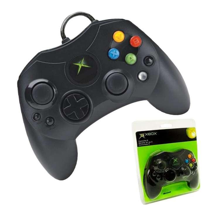 Control Xbox Clasico Generico