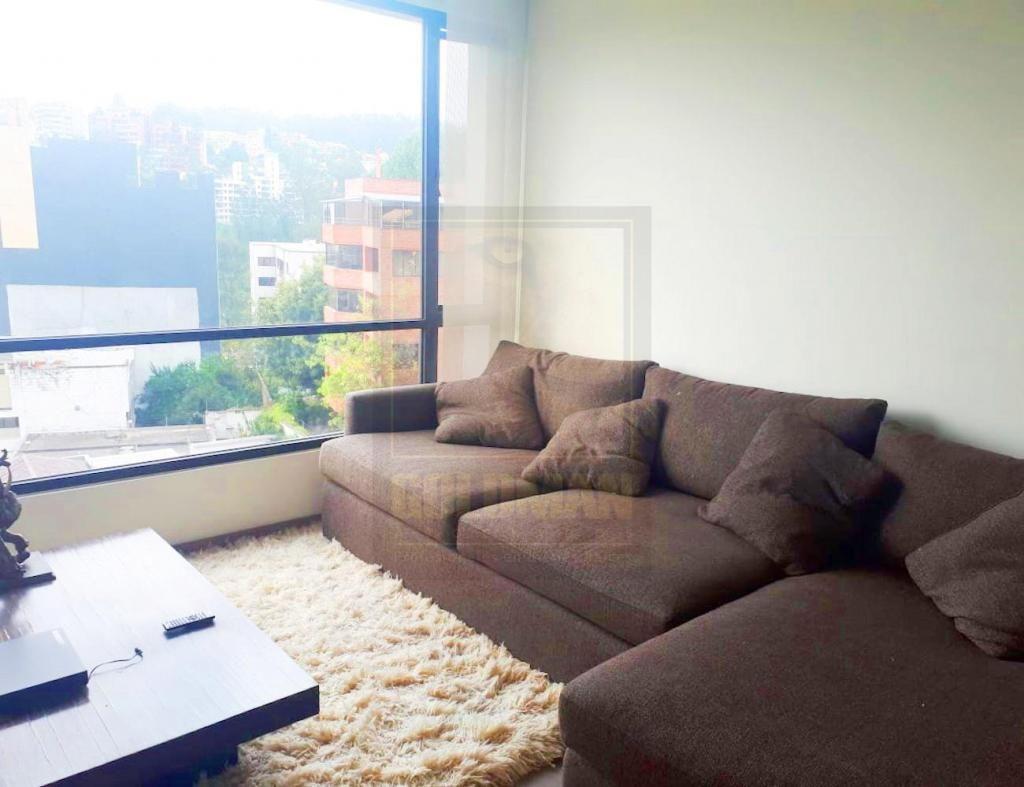 Gonzalez Suarez, suite, 50 m2, alquiler, 1 habitación, 1 baño, 1 parqueadero