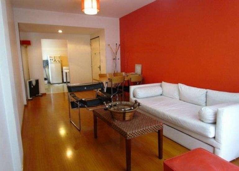 Alquiler Temporario 2 Ambientes, Arenales 1300, Recoleta