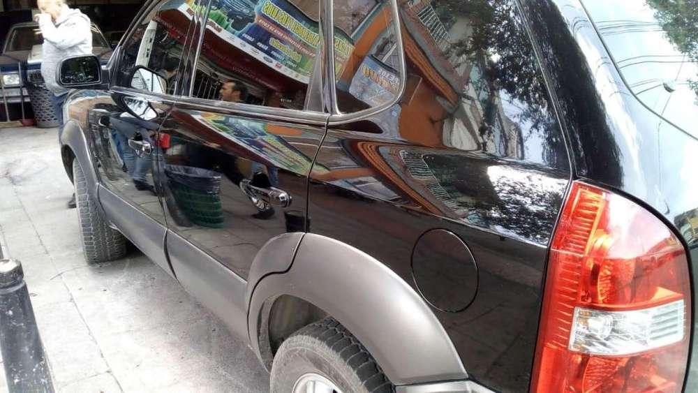 Hyundai Tucson 2009 - 134000 km
