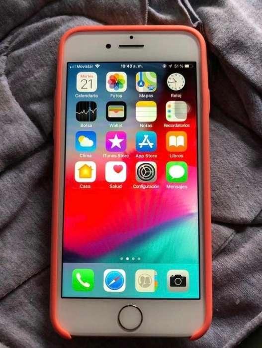 iPhone 8 Normal CARGADOR AUDIFONOS ORIG