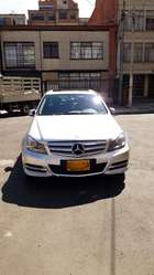 Mercedes Benz C200 Avantgarde 2013
