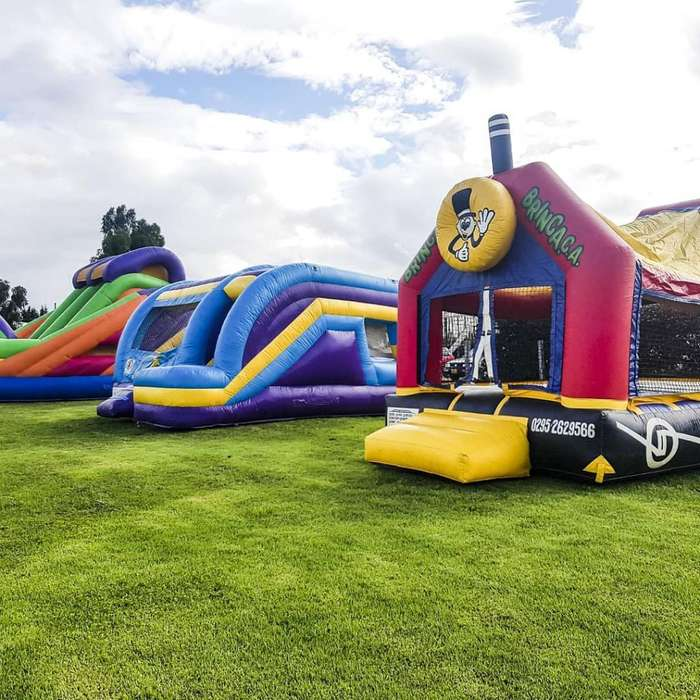 Fiestas Infantiles, Inflables, Recre