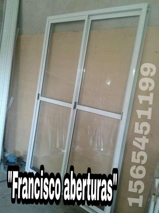 Ventanas Balcon 150 X 200