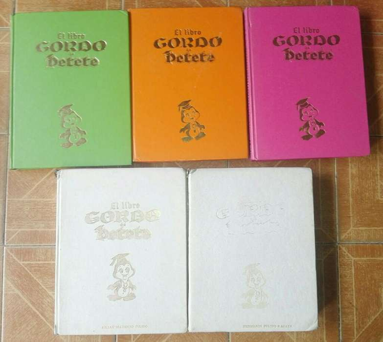 Coleccion Libro Gordo de Petete