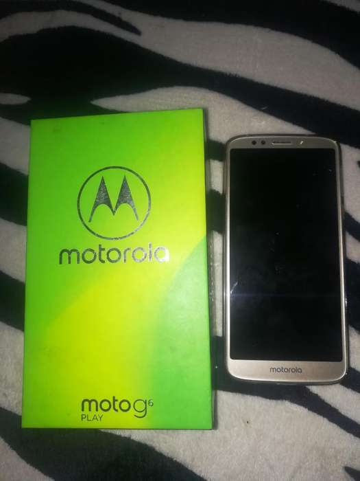 Vendo Motorola 6 Generacion para Repuest