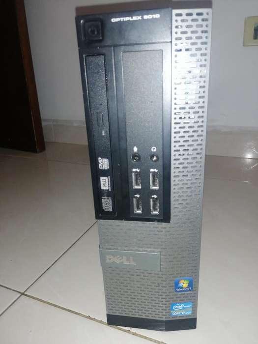 Se Vende Cpu Dell I7 Vpro
