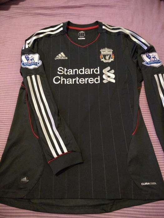 Camiseta Adidas Del Liverpool