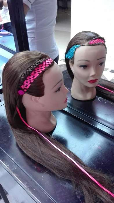 Cabezote para peinados poco uso sin soporte