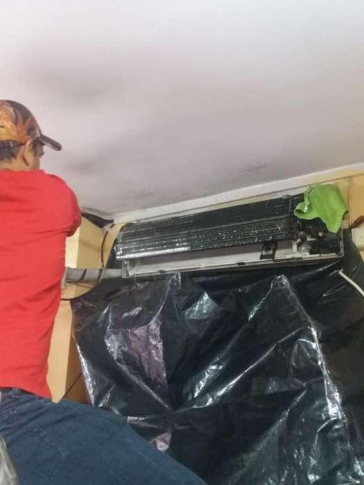 se ofrece servicio de mantenimiento reparacion e instalacion