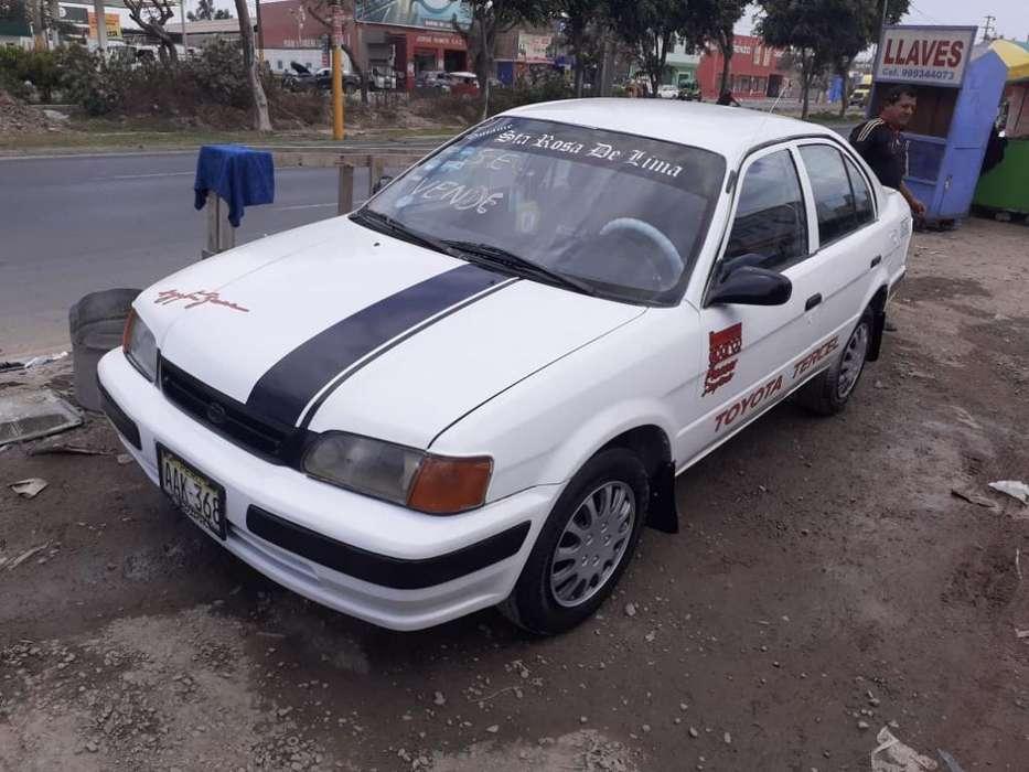 Toyota Tercel 1998 - 130000 km
