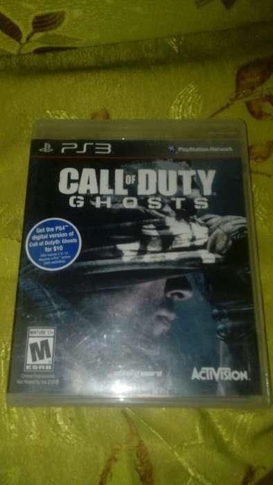 Venta de Call Of Duty para Ps3