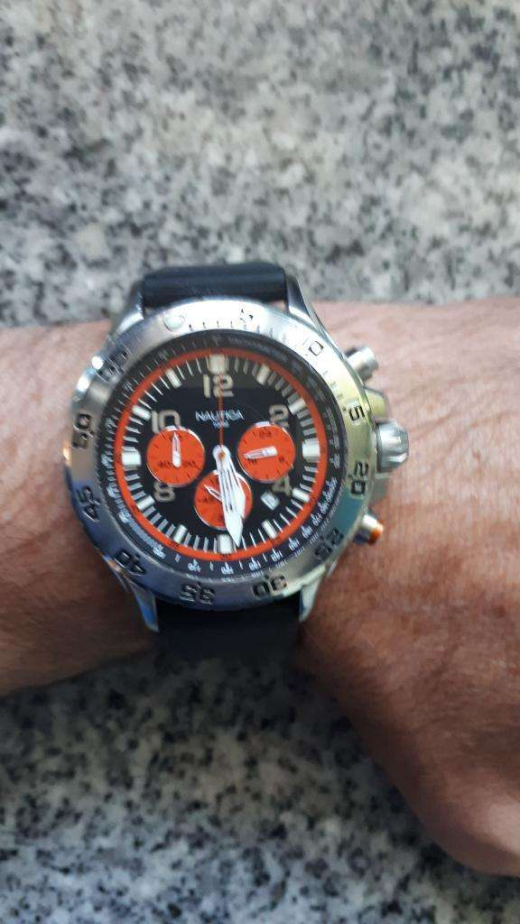 d8d003c7b3b9 Reloj Nautica Cronografo - Mar del Plata