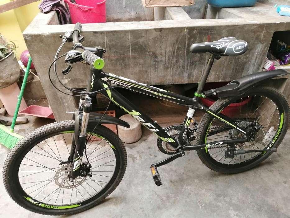 Bicicleta Montañera en Perfecto Estado.