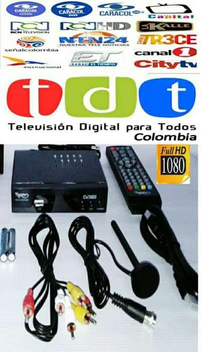 Decodificador para Tdt T2