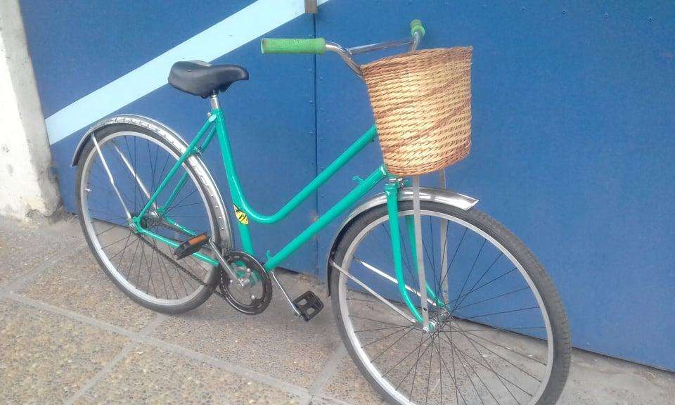 bici de paseo 26