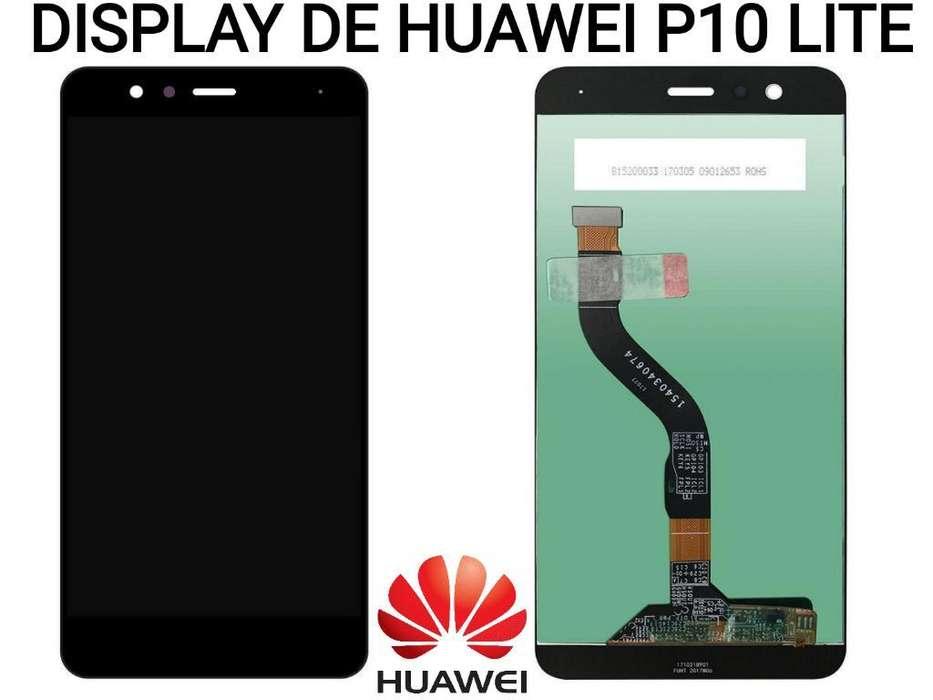 Display para Huawei P10 Lite Instalado