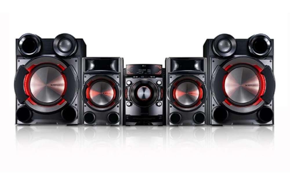 Equipo de Sonido Lg Xboom Cm9530