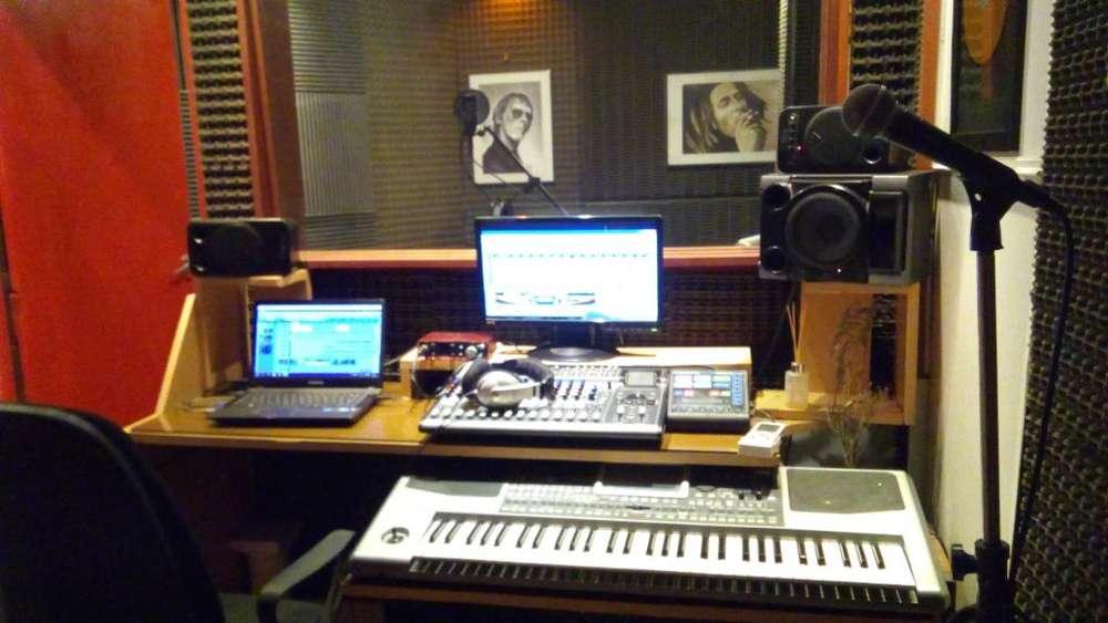Estudio de Grabacion La Cima Records