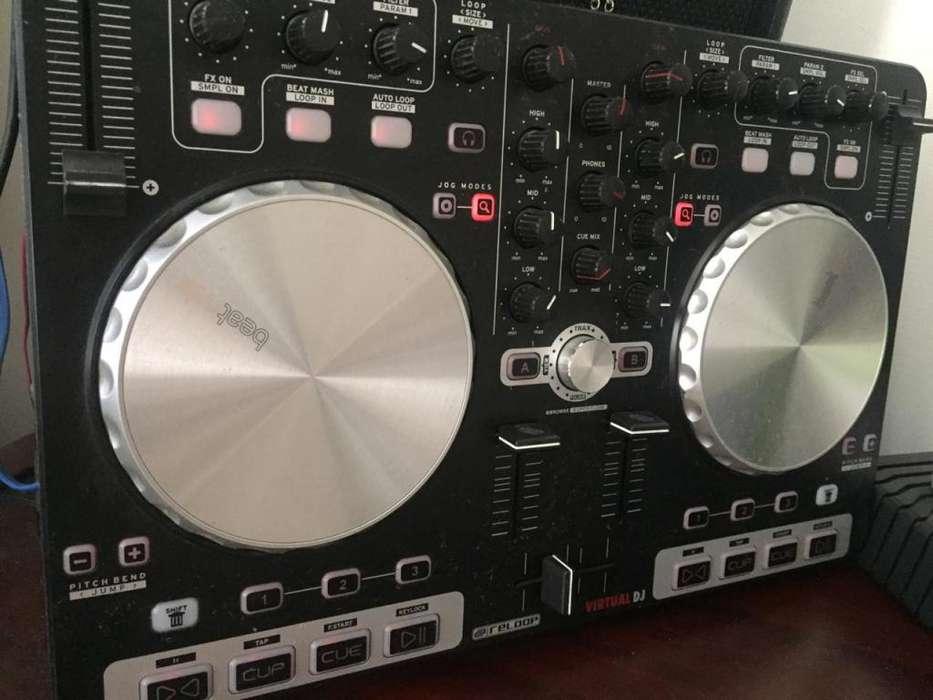 CONSOLA DJ RELOOP BEATMIX