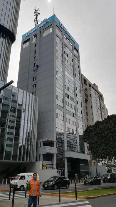 Oficina implementada de 217 m2 en la zona de San isidro Golf, ocasión.