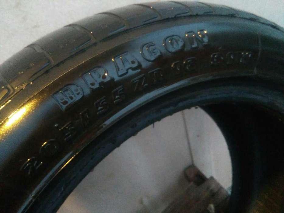 Vendo Cubierta 205 55 R16