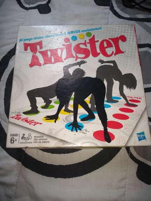Twister Como Nuevo Excelente para Niños