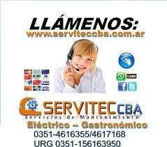 Electricista Matriculado Ersep En Córdoba 3516163950