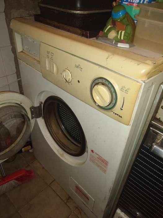 Lavarropas Automático Funcionando