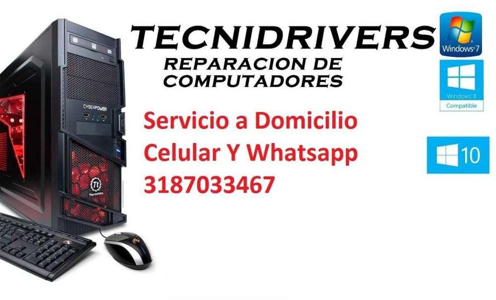 SERVICIO TECNICO COMPUTADORES SOPORTE MANTENIMIENTO REPARACIÓN
