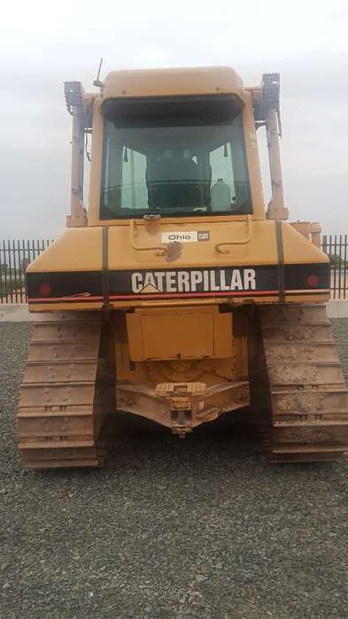 Tractor Caterpillar D6n Xl Cabinado A/C
