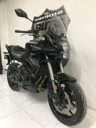 Kawasaki Versys 650 Modelo 2012