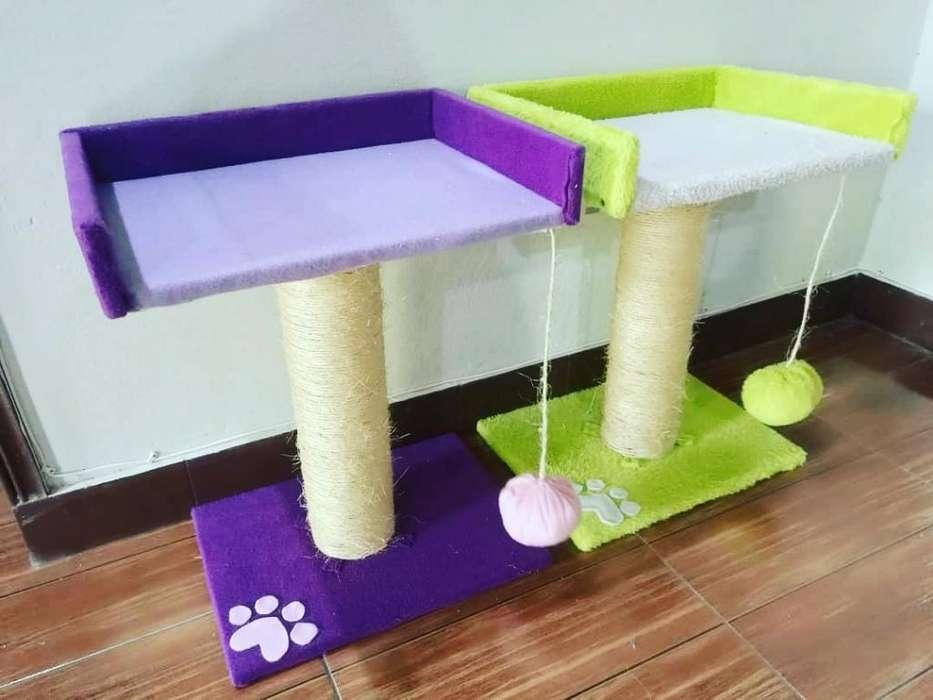 Escoge Tu Súpergru, Muebles para Gato