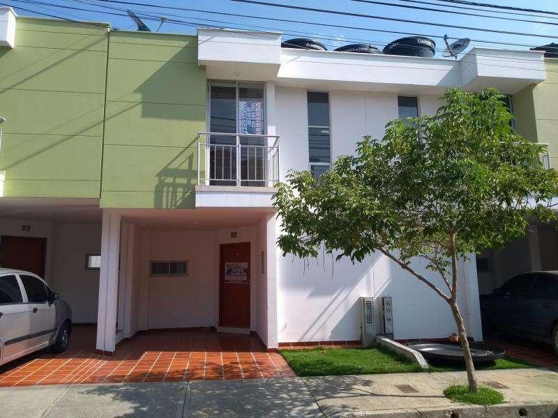 Casa En Arriendo En Cúcuta Conjunto Cerrado Arboreto Cod. ABPRV-1101